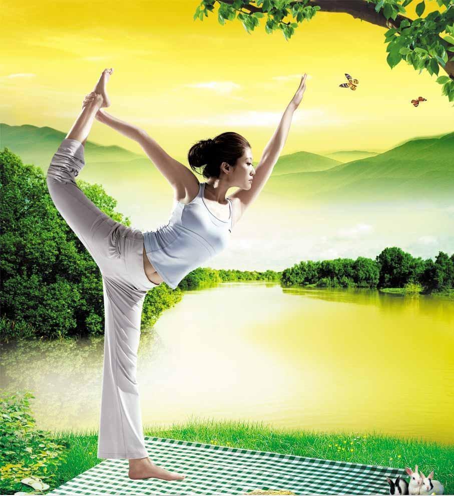 练瑜伽 无法减重_瑜伽减肥瘦身,请绕开四大误区!